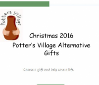 Alternative Gifts Christmas Catalogue 2016